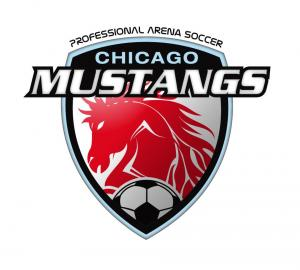 Chicago Mustangs logo