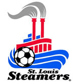 St. Louis Steamers logo, 2003-current