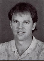 Jan Goosens, 1991-92 media guide photo