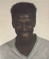 Godfrey Ingram, from the Tacoma Stars Media Guide