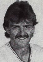 Kevin Smith's 1987/88 media guide photo