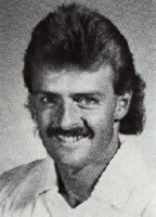 Kevin Smith's 1989-90 media guide photo